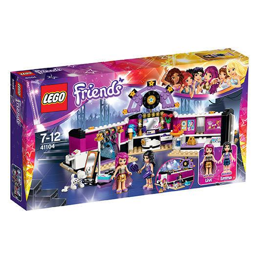 Lego Friends 41104 Popstars Garderobe, neu