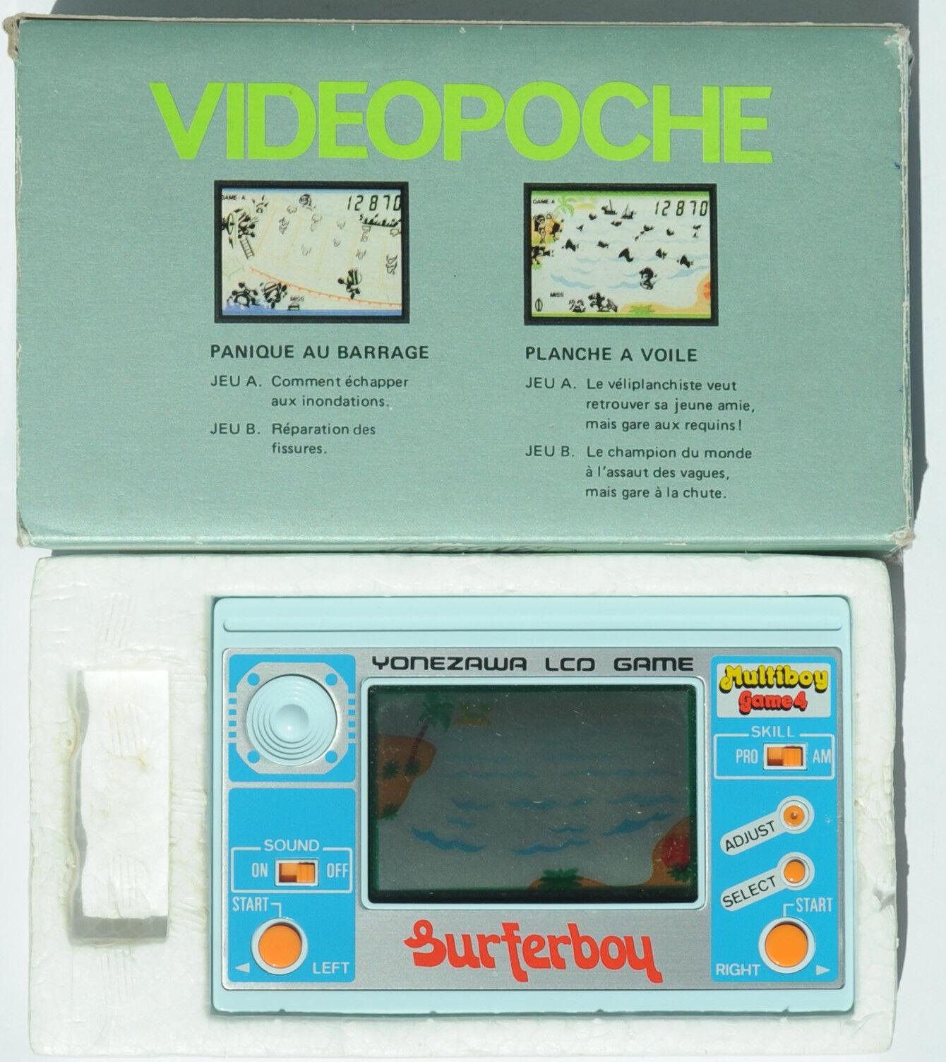 Yonezawa Kidget Vintage Multiboy Multiboy Multiboy Surferboy 31162 a577b1
