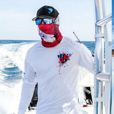 Salt Armour Dive Flag Face Shield Sun Mask Balaclava Neck Gaiter Wind Bandana