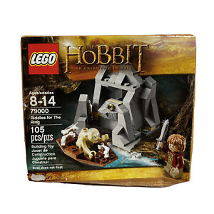 LEGO 79000 The Hobbit Riddles for the Ring - An Unexpected Journey - New Sealed