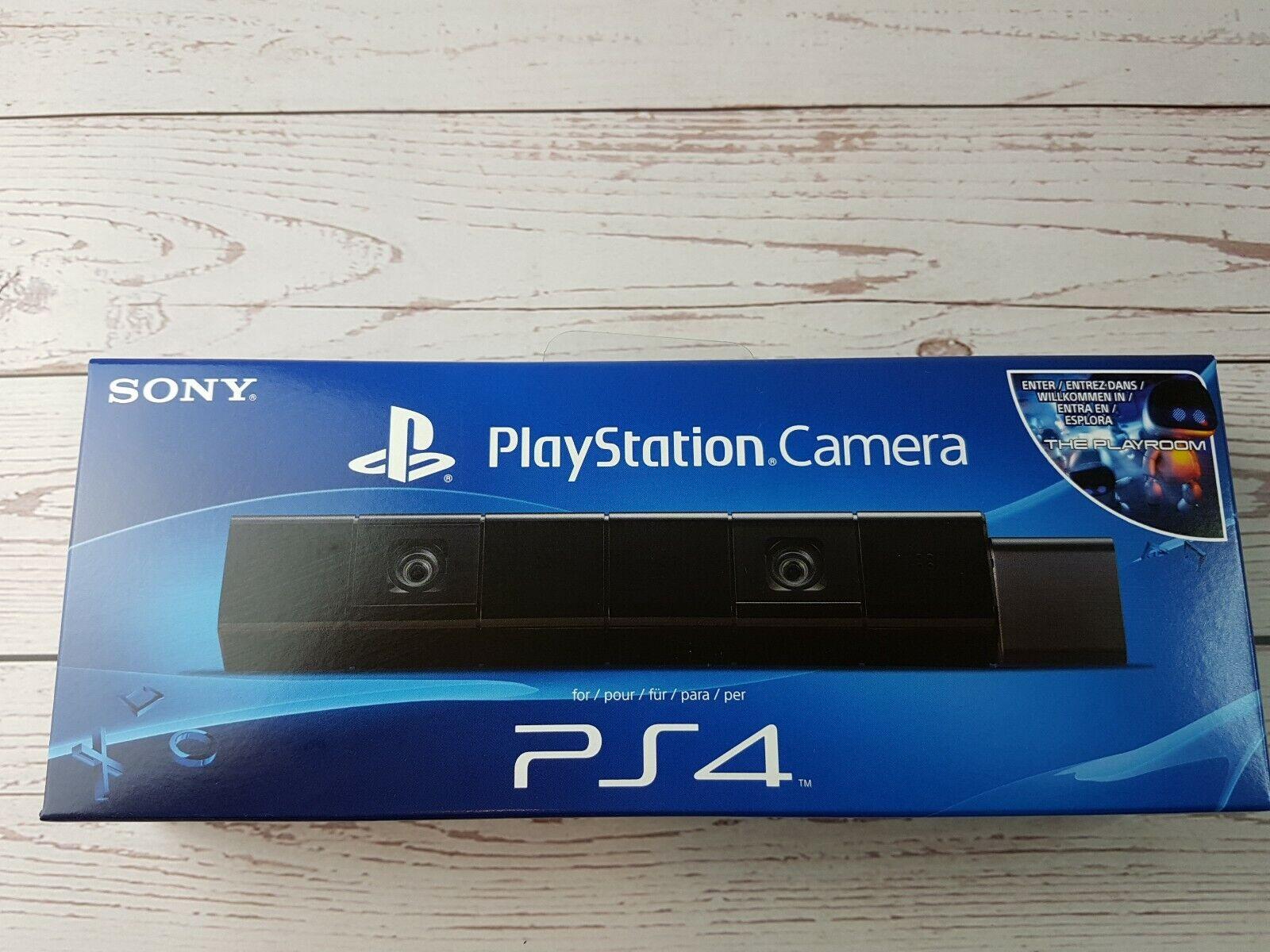 Sony PlayStation 4 Camera V1 BRAND NEW FACTORY SEALED CUH-ZEY1