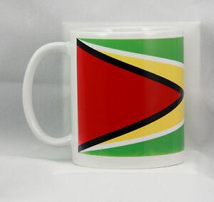 Guyana-Flag-Mug-with-iPhone-case-amp-Car-Cd-dangler