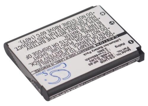 Reino Unido Batería Para SVP A-10 dc-12z bl-058 3.7 v Rohs