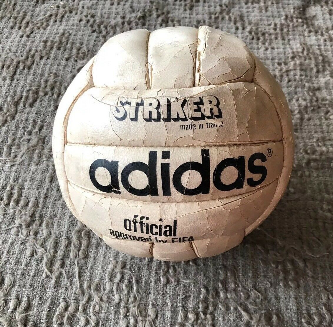Adidas Striker Made In France 1977  Before Tango durlast