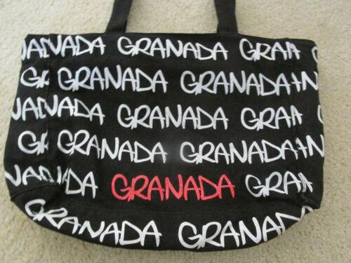Granada Schultertasche Leinentasche Medium Robin Ruth Tasche Portemonnaie CXwqvFO5x
