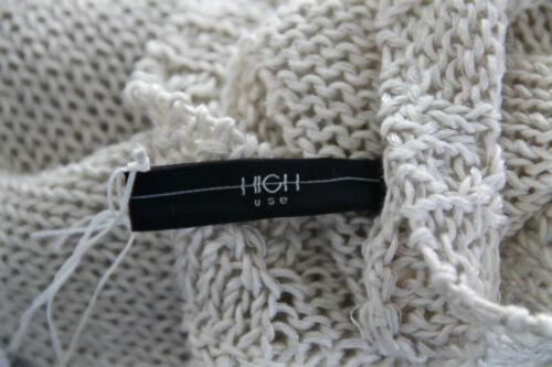 Originale Nuovo etichette Val Lussuoso M Gilet Molto Maglia High Use Taglia 8wE7q6Zx
