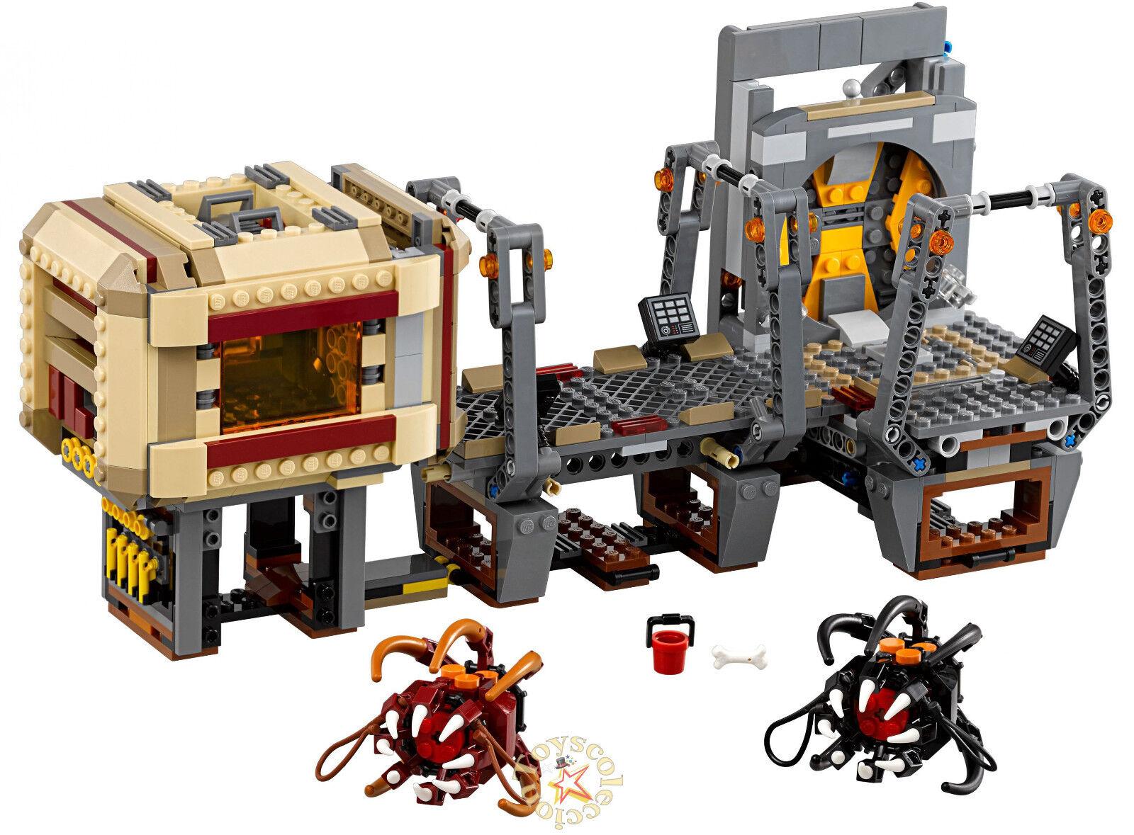 LEGO STAR WARS - RATHTAR ESCAPE 75180 - MINIFIGURAS NO INCLUIDAS