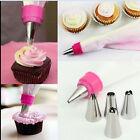 Icing Piping Nozzles Tips Pastry Bag Cake Cupcake Sugarcraft Decorating