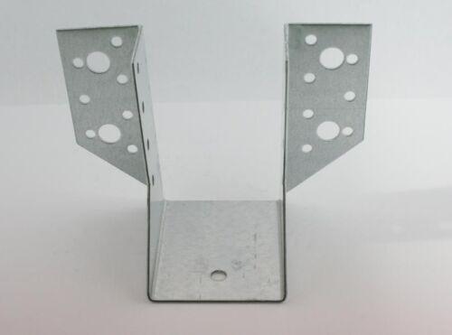 0,77€//Stk. außenliegend Balkenschuh A 60 x 100 x 1,5 mm 50 Stk.