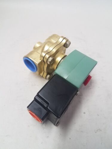 "Gas NEW Asco Solenoid Valve JKF8210G095 8210G95 3//4/"" 8210G95 150PSI Air Water"