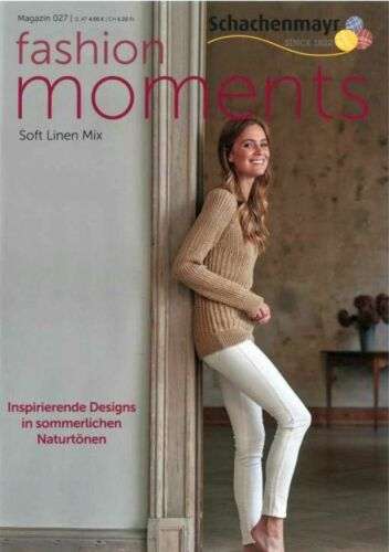 Magazine 027 Fashion moments Soft cuisine Mix Schachenmayr