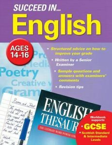 Very-Good-Succeed-In-GCSE-English-Arcturus-Publishing-Paperback
