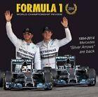 Formula 1 2014 Photographic Review by Edit Vallardi (Hardback, 2014)