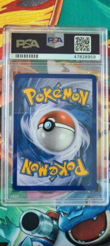2009 Pokemon Charizard G Lv X #143 Supreme Victors Holo PSA 6