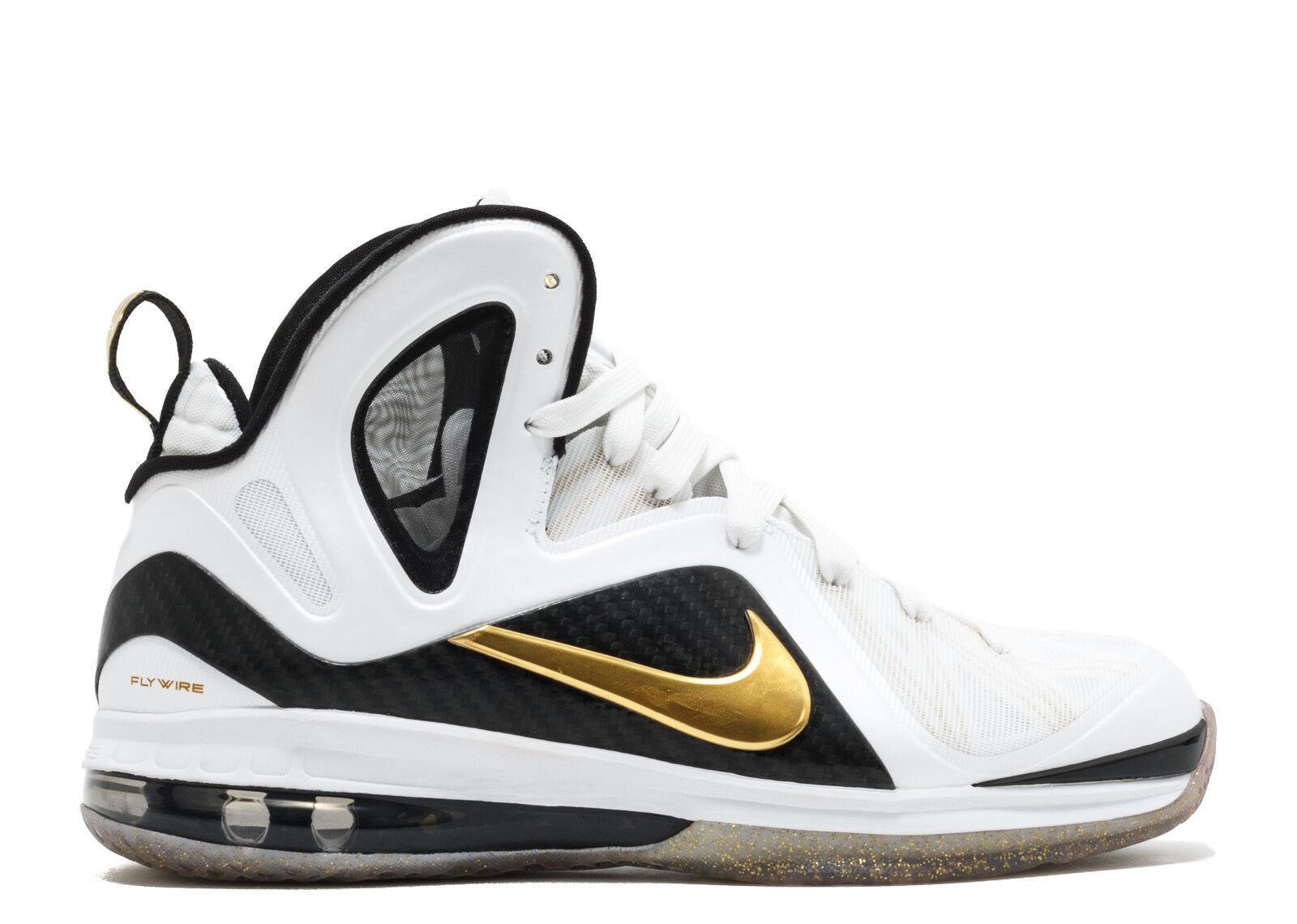 Nike LeBron 9 IX P.S. Elite oro oro Elite blanco cómodo especial de tiempo limitado fe6cd1