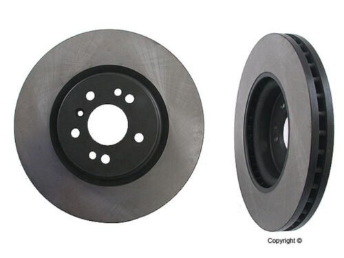 Disc Brake Rotor-Original Performance Front WD EXPRESS fits 06-13 Mercedes R350
