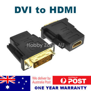 DVI-D-Male-to-HDMI-Female-Plug-Converter-Socket-Adapter-for-LCD-PLASMA-3D-HDTV