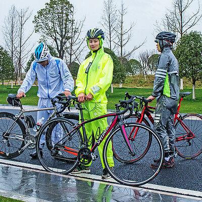 RockBros Bike Riding Waterproof Windproof Cycling Rain Coat Long Sleeve$Pants