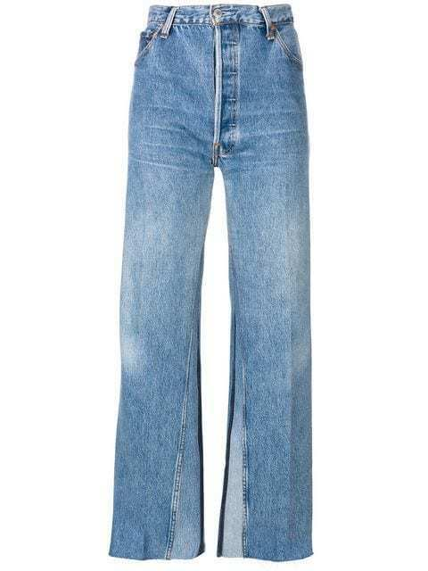 Re Done high waist jeans, from Farfetch, size 26