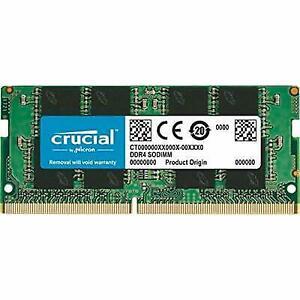 NEW Crucial CT4G4SFS824A 4GB DDR4 SDRAM Memory Module RAM 2400 MTs