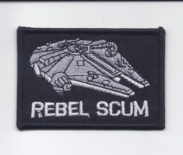 """STAR WARS TROOPERS IRON//IRON ON PATCH 2-1//4/""""x3/"""""""