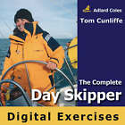 Complete Day Skipper Digital Exercises by Tom Cunliffe (CD-ROM, 2004)