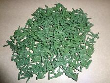 """Lot of 144 Green Plastic Mini Army Men 1"""" Inch Bulk Action Figures Toy Soldiers"""