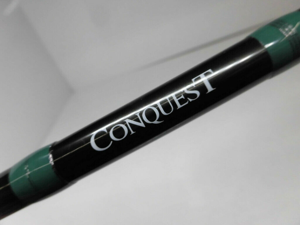 Used Shimano Conquest Baitcasting Conquest 905C MBR casting rod Japan 147