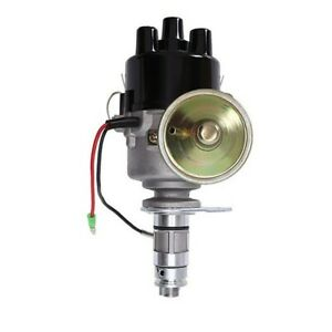 OEM-Alloy-45D-Vacuum-Electronic-Ignition-Distributor-For-Triumph-Etc-4-Cylinder