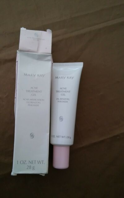 Mary Kay Acne Treatment Gel 011300 Old Stock Retired Full Size