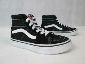 top brands coupon codes official images Details about VANS SK8 HI KIDS BOYS BLACK/ WHITE LACE UP HIGH TOP SNEAKERS  SHOES 12.5 NEW