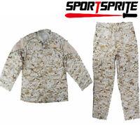 Swat Tactical Airsoft Paintball Combat Suit Uniform Shirt & Pants Special Force