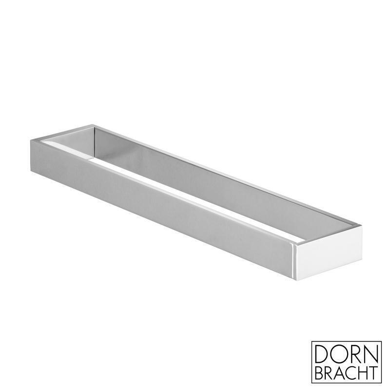 Dornbracht MEM double towel bar chrome