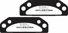 FIT POLARIS Ranger Handbrake Pads (Various Models 0 05>16 EBC Parking Brake Rear