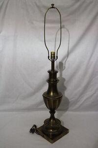 brass Vintage lamp stiffel