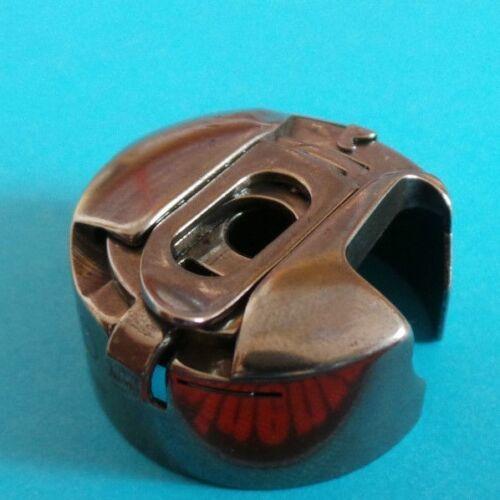 Nähmaschinen Spulenkapsel  für Pfaff Umlaufgreifer //TOP Qualität mit Bremsfeder