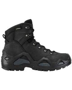Lowa-Z-6N-mid-GTX-Gore-tex-Boots-Man-Nubuck-Black