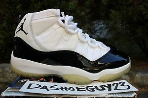 Db Xi Ds 9 11 2001 Concords Don concord Jordan Retro Bin Nike 101 136046 Air vFdwTY