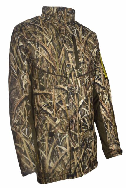 5572249c4eeed 10X Mens Silent Quest Insulated Parka Scentrex Mossy Oak Breakup ...