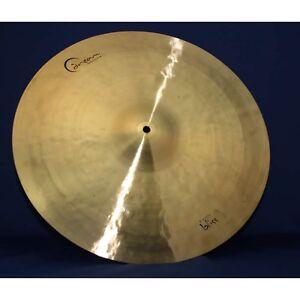dream cymbals gongs vbcrri18 vintage bliss series crash ride 18 ebay. Black Bedroom Furniture Sets. Home Design Ideas
