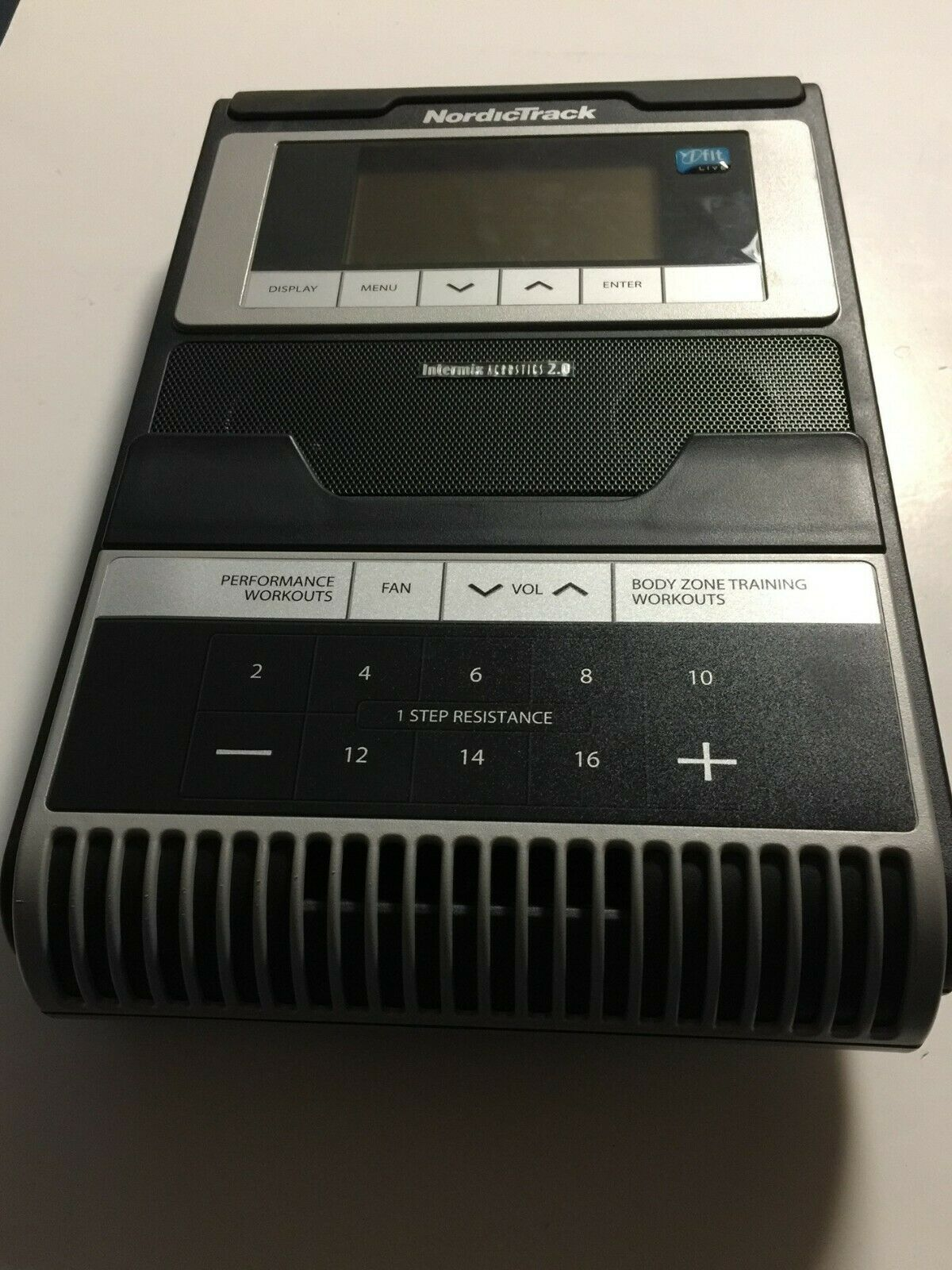 Nordictrack freestrider 30S elíptica Consola ntsr 013090 2908 11 290862 ESS12999