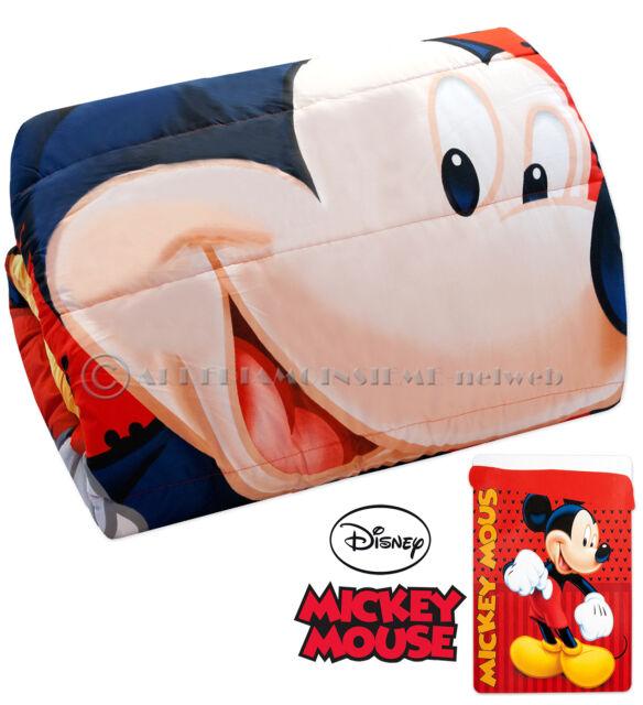 Piumone Matrimoniale Disney.Trapunta Mickey Mouse Topolino Matrimoniale Letto 2piazze
