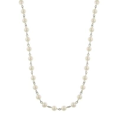 The Downton Abbey Collection Pearl Like Opera Nights Necklace 36 Inch 17639