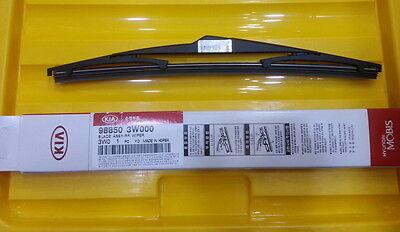 """Kia Sportage R 2011-2013 Genuine OEM Rear Wiper Blade 12"""" /988503W000"""