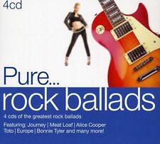 Pure Rock Ballads - Pure Rock Ballads [New CD] UK - Import