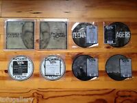 "Rare FULL SET! Unplayed MY CHEMICAL ROMANCE 7"" Vinyl single THE BLACK PARADE MCR"