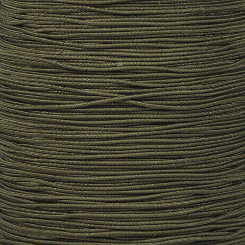 """Elastic Cord 1//32/"""" Diameter Bungee Stretch String Shock Cord up to 1000 FT"""