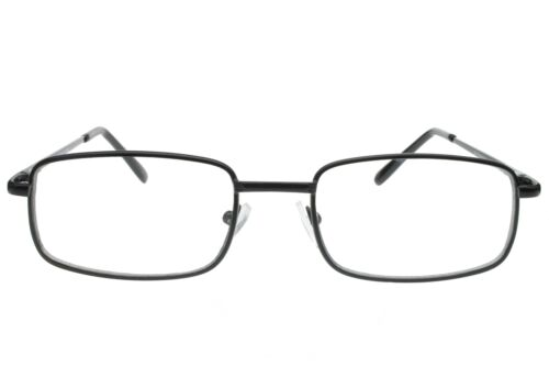 Faux Non-Prescription CLAIRE Lunettes Noir Full Frame