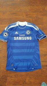 La foto se está cargando Adidas-Chelsea -Campeones-final-2011-12-Silva-Drogba- a871d6add