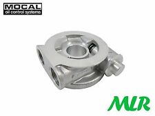 UNI MOCAL OTSP1X OIL COOLER SANDWICH TAKE OFF PLATE WITH THERMOSTAT & SEAL SR